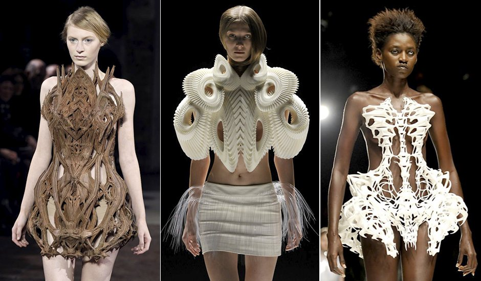 Fashion & 3D Printing- A Revolution Just Getting Started