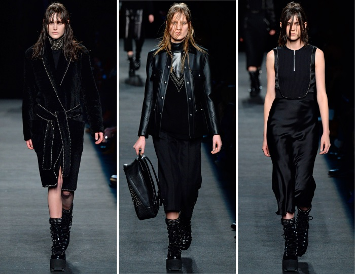 Alexander Wang At NY Fashion Week
